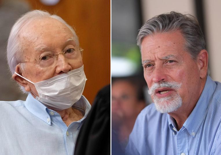 Injures publiques : Peine confirmée en appel pour Gaston Flosse