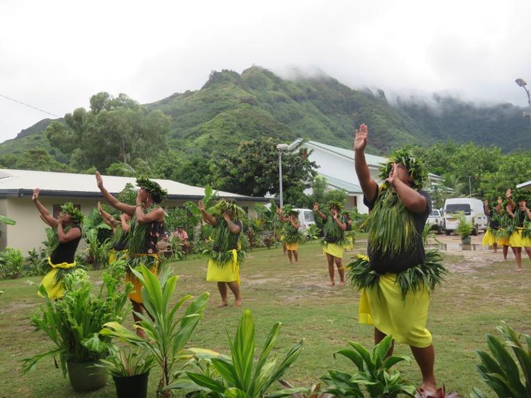 Les paroisses de l'Eglise protestante de Moorea fêtent l'Arrivée de l'Evangile