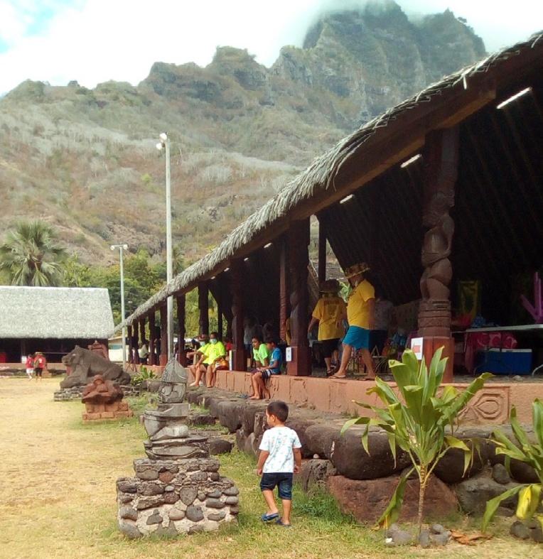Les droits des femmes fêtés samedi à Atuona