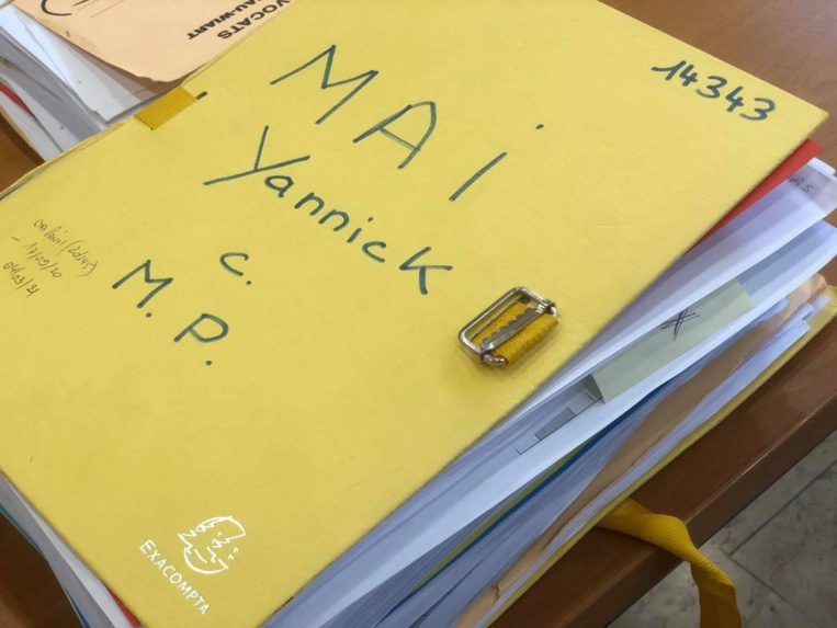 Confirmation requise en appel contre Yannick Mai