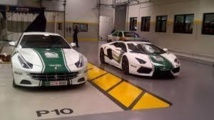 Après une Lamborghini, la police de Dubaï ajoute une Ferrari à son parc