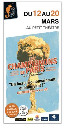 Les Champignons de Paris de retour sur scène