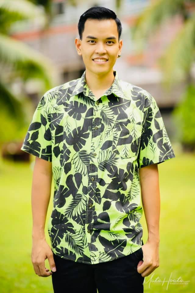 Candidat N°6 : Karl Chung-tan, 25 ans