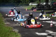 Karting : Heimata Chonfont gagne la première manche du championnat