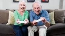 Les jeux vidéo freinent le déclin mental des seniors