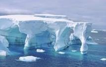 L'OMM alarmée par la fonte record des glaces de l'Arctique en 2012