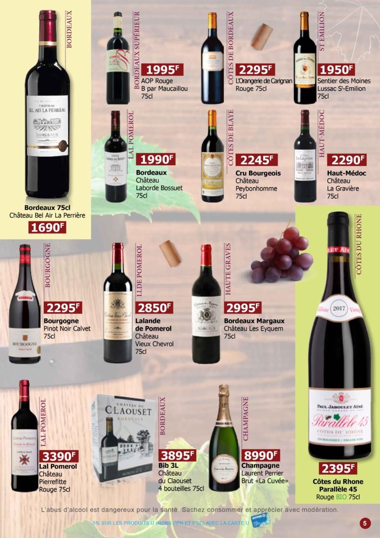 Foire aux vins et Joyeuses Pâques chez Hyper U