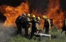 Incendie en Californie: des centaines de personnes évacuées