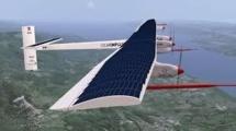 L'avion solaire Solar Impulse a entamé sa longue traversée de l'Amérique