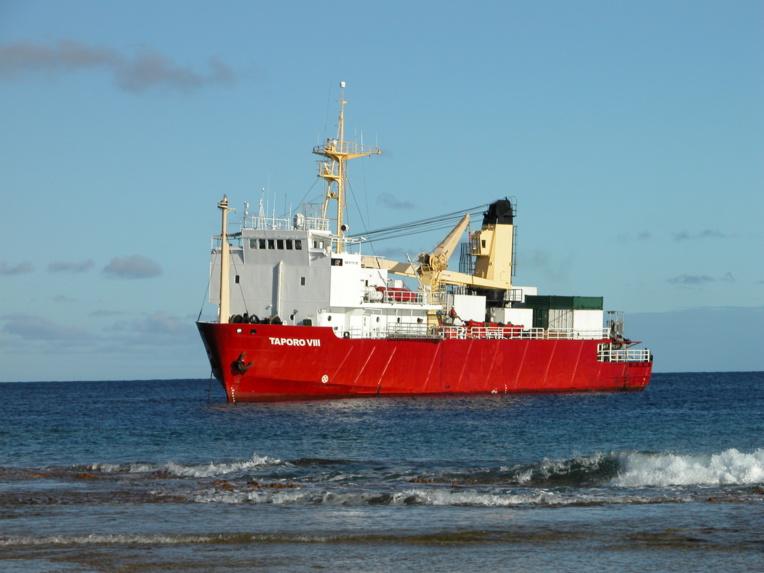 Mort d'un marin du Taporo à Hereheretue