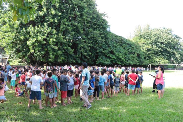 518 personnes évacuées de l'école Saint-Hilaire