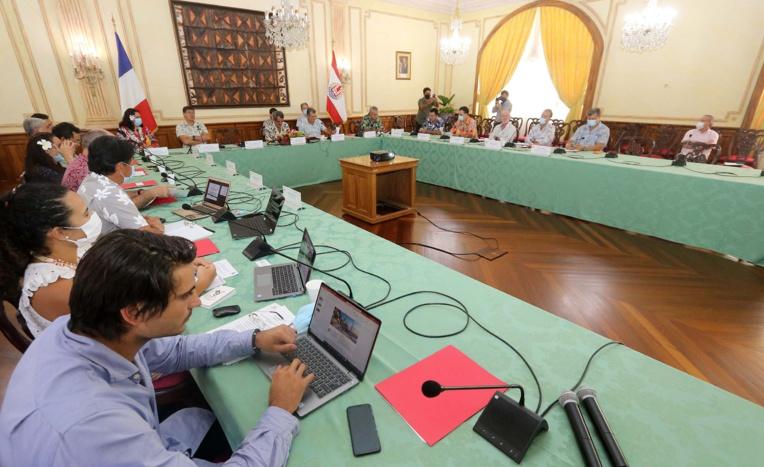Nouvelle réunion pour le comité de pilotage du Village Tahitien