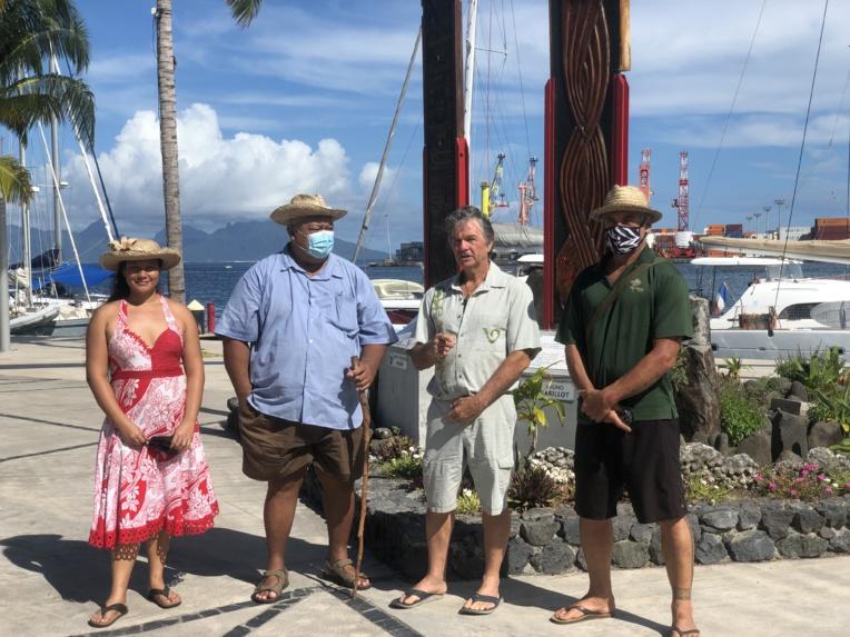 Essais nucléaires : Une pétition pour renommer certains sites à Tahiti