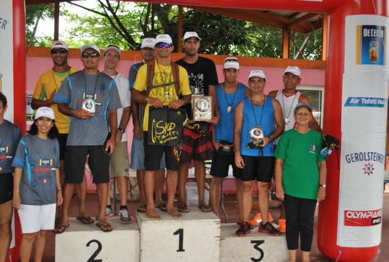 Triathlon des entreprises : Edt gagne devant Sunzil et Atn