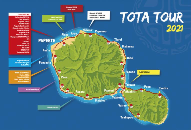 La fin des tōta, mais pas du Tōta Tour