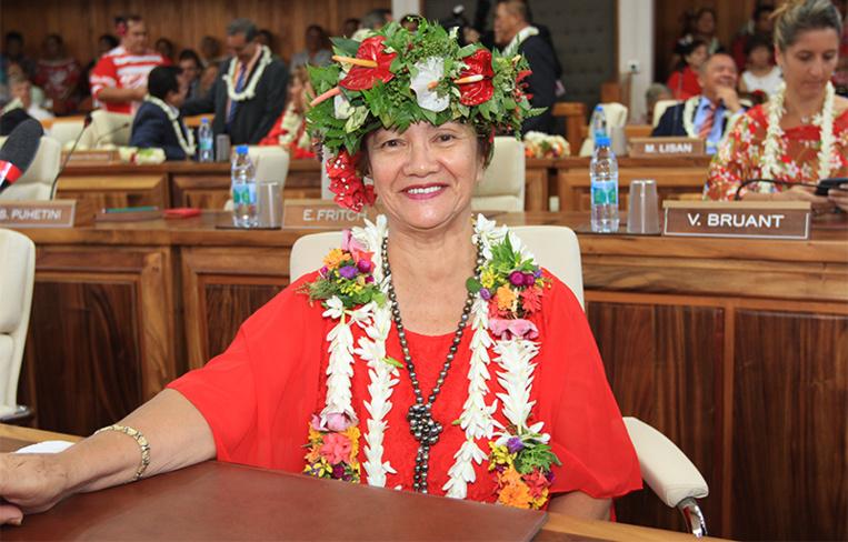 La représentante Tapeta Tetopata emportée par une maladie à 67 ans