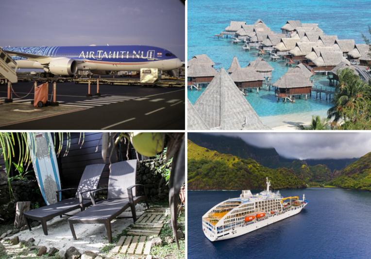 Réouverture des frontières : 425 acteurs du tourisme polynésien implorent l'Etat