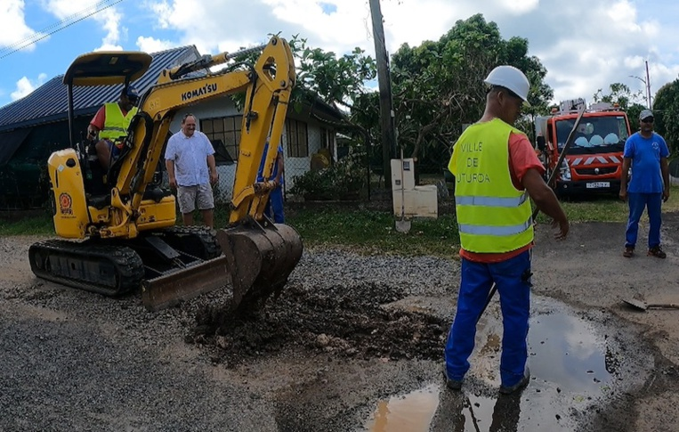 Uturoa veut moderniser sa distribution d'eau