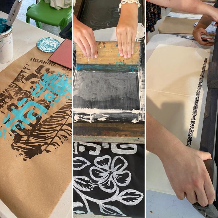 Page enfant : Des ateliers pour découvrir les secrets d'artistes
