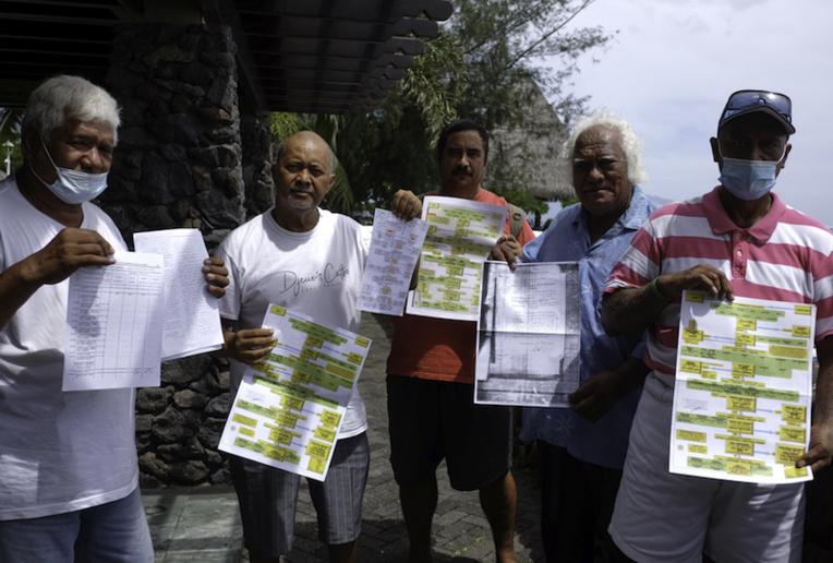 Une marche annoncée contre l'appropriation des îles Acteon par le Camica