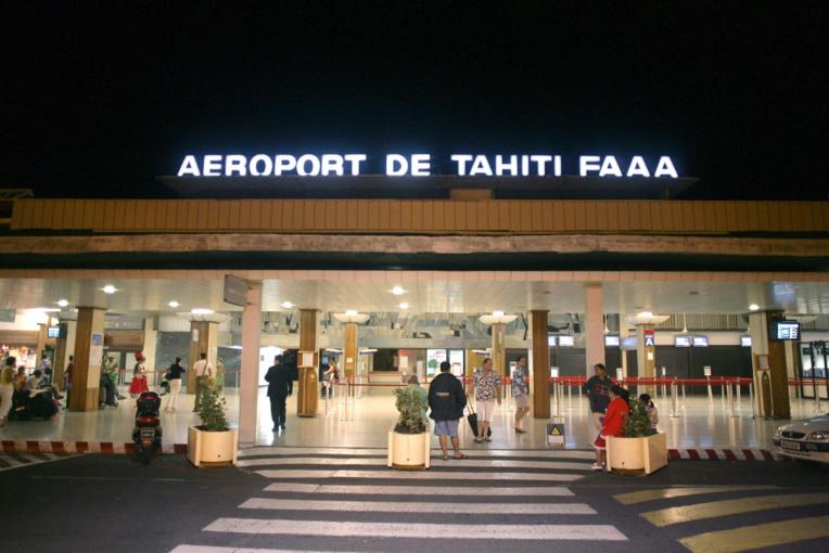 Une fausse attestation de déplacement à Tahiti-Faa'a