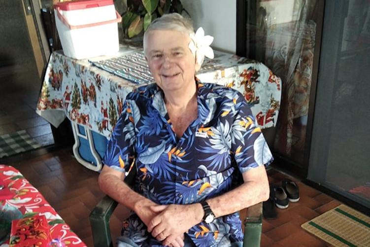 Jean-Paul, avec une modestie qui n'avait d'égale que ses connaissances, s'était fait une réputation dans le monde entier. De l'Afrique au Pacifique en passant par l'Asie, les coquillages n'avaient plus de secret pour cet homme qui vécut plus d'un demi-siècle à Huahine.