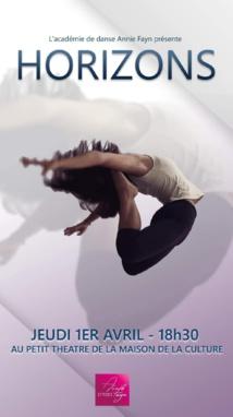 """""""Horizons"""", réflexions dansées"""