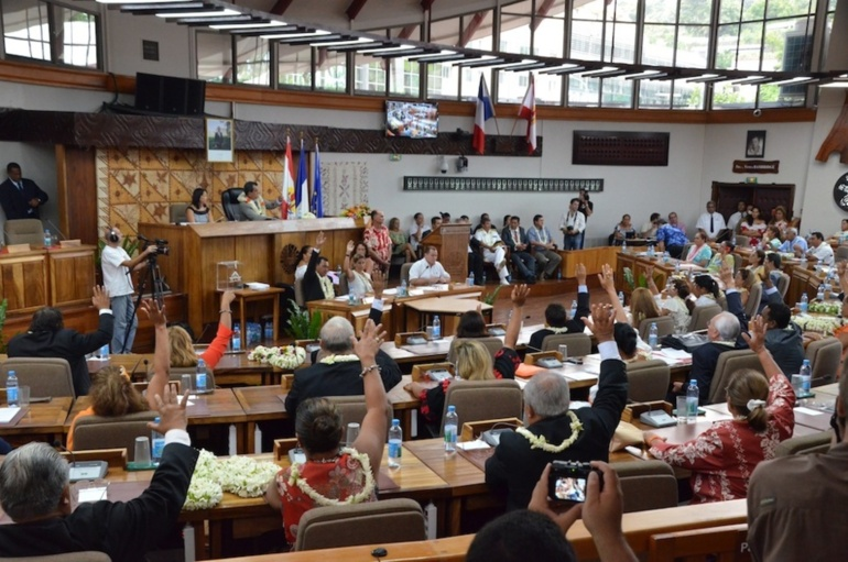 """Réinscription : Tarahoi proclame séance tenante """"son opposition à la procédure"""""""