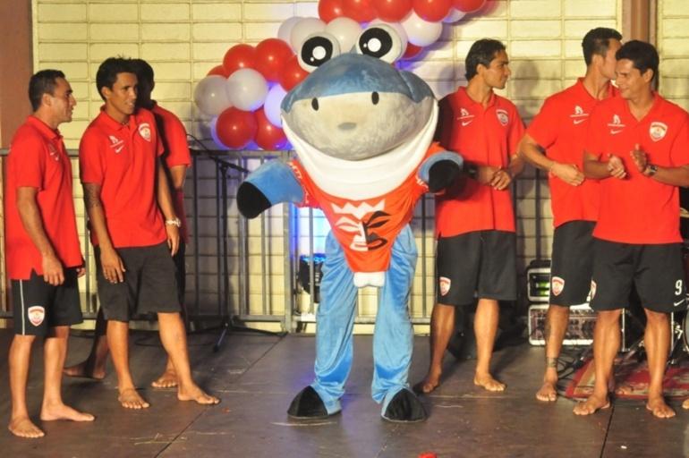 Heureux évènement: Iki, la mascotte officielle des TIKI TOA est née!