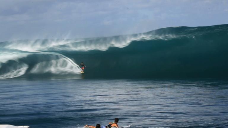 Teahupo'o : Sancho, le 'big wave rider' de Hossegor raconte son 'wipe out' !