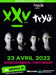 Le concert de Tryo repoussé au 23 avril 2022