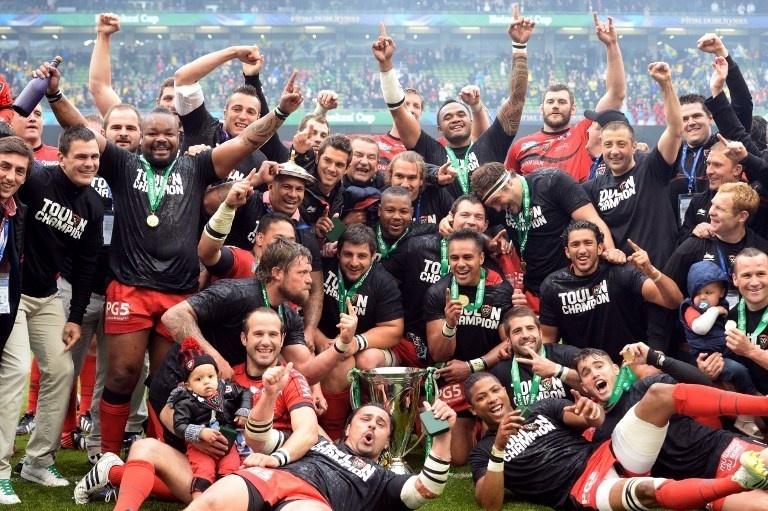 Coupe d'Europe - Toulon au sommet de l'Europe