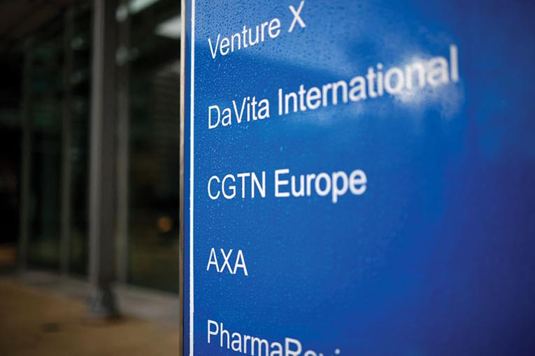 Premières plaintes en France contre la chaîne chinoise CGTN