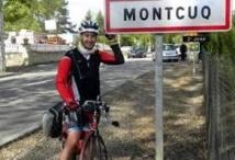 Un cycliste, amateur de calembours, roule 1.000 km pour faire Parla-Montcuq
