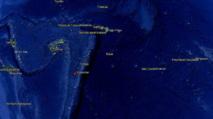 Localisation et visualisation de cet événement sismique