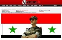 Cyber-attaque d'un groupe syrien contre Israël