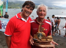 Patrick et Albert Moucx Shell Vodafone