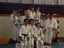 Championnat de Polynésie de judo par équipe