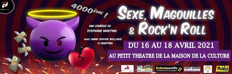 4000e de Sexe, magouilles & Rock'n Roll