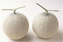Japon: deux melons vendus aux enchères pour 12.000 euros