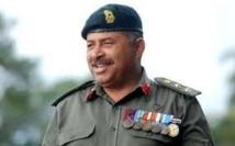Fidji: Le contre-amiral Bainimarama en Chine puis à Moscou