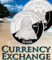 """L'ONU communique sur la réintroduction du """"kala"""" monnaie polynésienne d'Hawaii"""