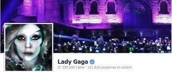 Les pages Facebook des célébrités seront authentifiées sur le réseau social
