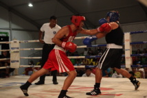 Boxe internationale : Showtime à Vaitupa