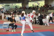 Taekwondo : 17 médailles d'or pour Tahiti en Californie