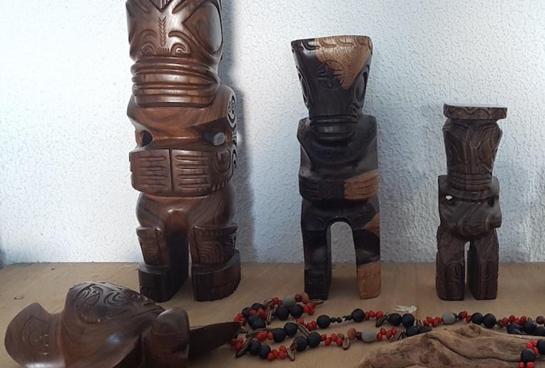 Les artisans de Hiva Oa retrouvent les touristes et le sourire