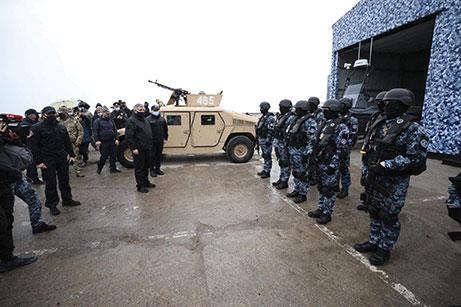 La Russie annonce le début du retrait de ses troupes près de l'Ukraine