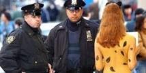 La police rappelée à l'ordre: les femmes peuvent être seins nus à New York