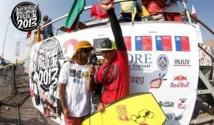 BodyBoard: Le Tahitien Heremoana Luciani remporte la 3è étape de la coupe de France Open à Carcans