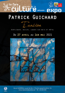 Patrick Guichard s'évade salle Muriāvai